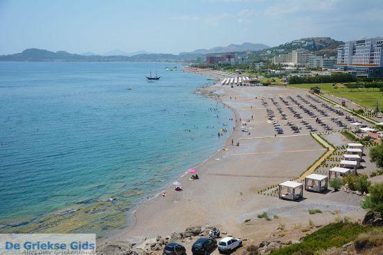 Faliraki beach - strand